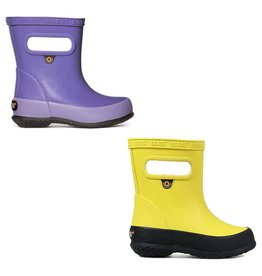 Bogs BOGS Kids Skipper Solid Waterproof Boots