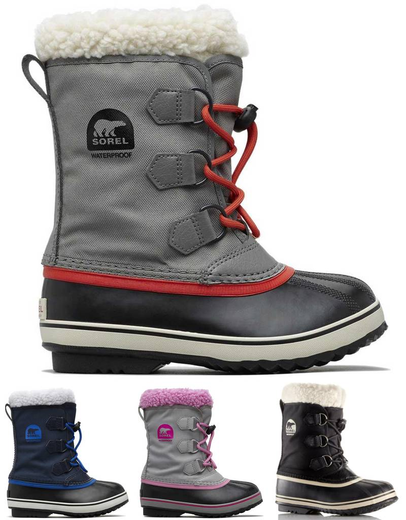 9e7f1a07f51 Sorel Children's Yoot Pac Nylon Winter Boots | Sizes 8-13 | Canada
