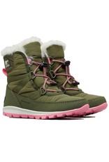 Sorel Sorel Youth Whitney Short Lace Winter Boots | Sizes 1-7