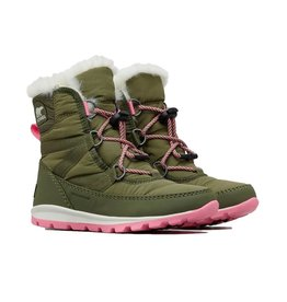 Sorel Sorel Youth Whitney Short Lace Winter Boots | Sizes 1-7