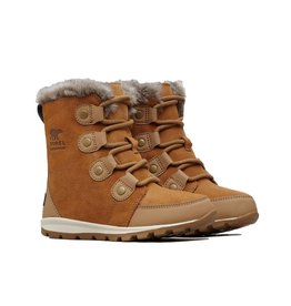 Sorel Sorel Youth Whitney Suede Winter Boots | Sizes 1-7