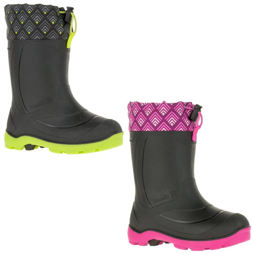 Kamik Kamik Snobuster2 Waterproof All-Weather Boots| Sizes 8-6