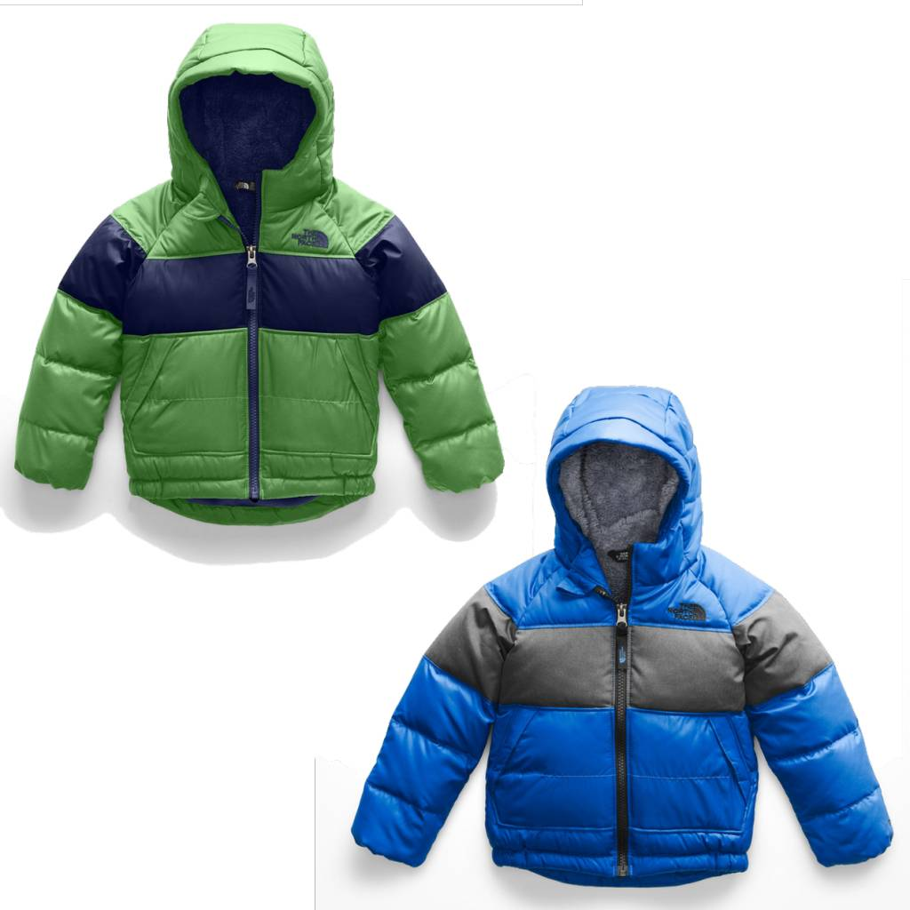 The North Face 2018/19 North Face Toddler Boys' Moondoggy 2 Down Hoodie | 2-6 yrs