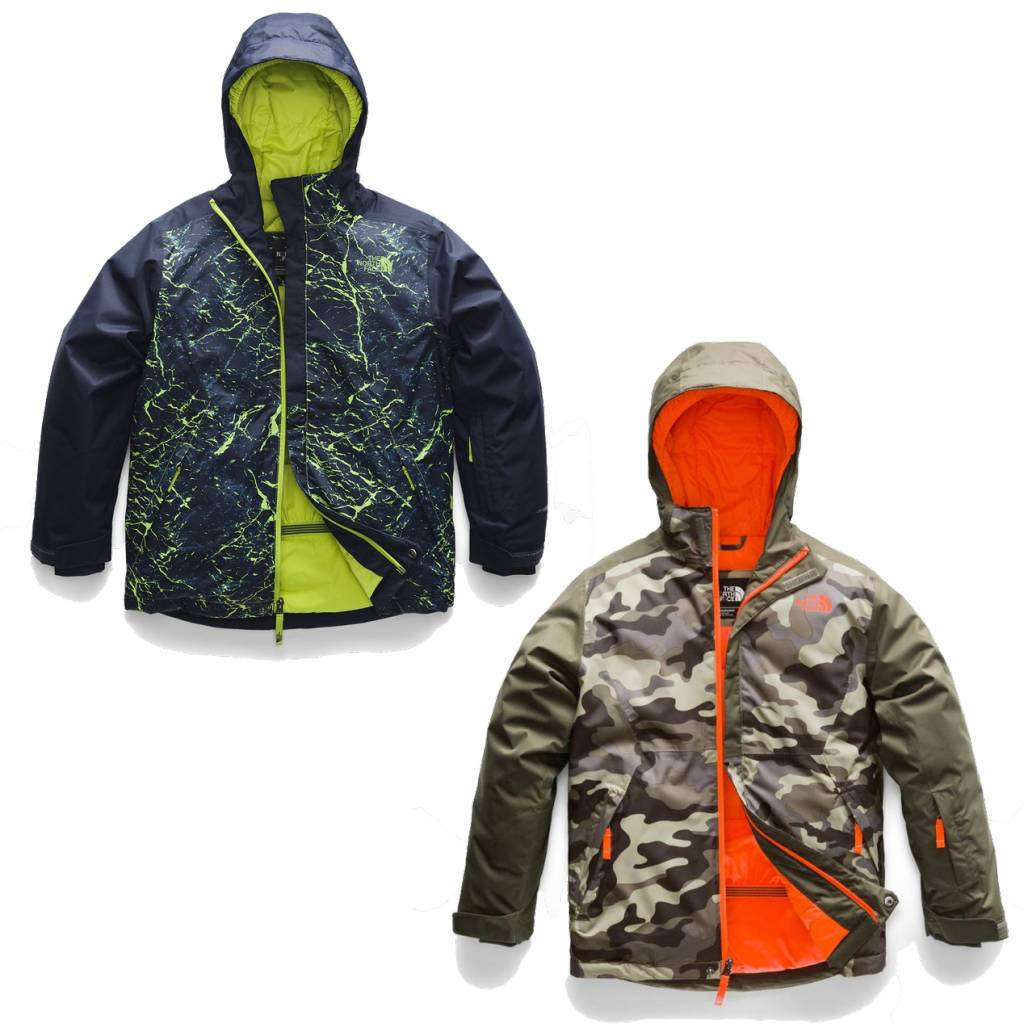 d28dd50502a22 ... The North Face 2018/19 North Face Boys' Brayden Insulated Jacket | 5-  ...