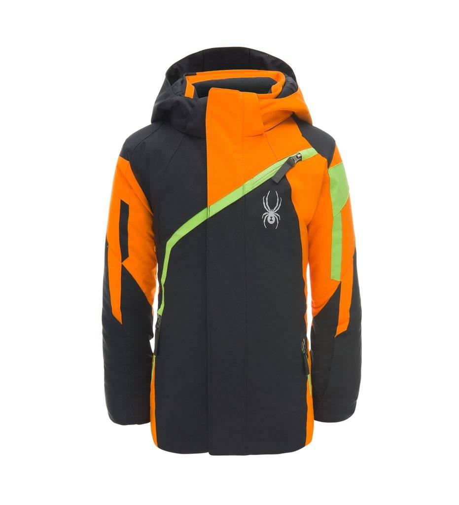 09cba1beb 2018 19 Spyder Boys Mini Challenger Ski Jacket