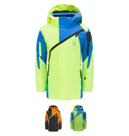 Spyder 2018/19 Spyder Boys Mini Challenger Ski Jacket | 3-7 yrs