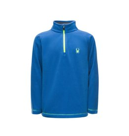 Spyder 2018/19 Spyder Mini Boys' Speed Fleece Top | 2-7 yrs
