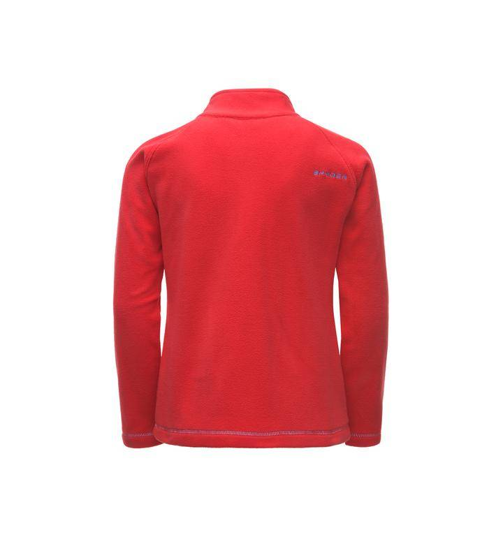 Spyder 2018/19 Spyder Girls' Speed Fleece Top | 8-16 yrs