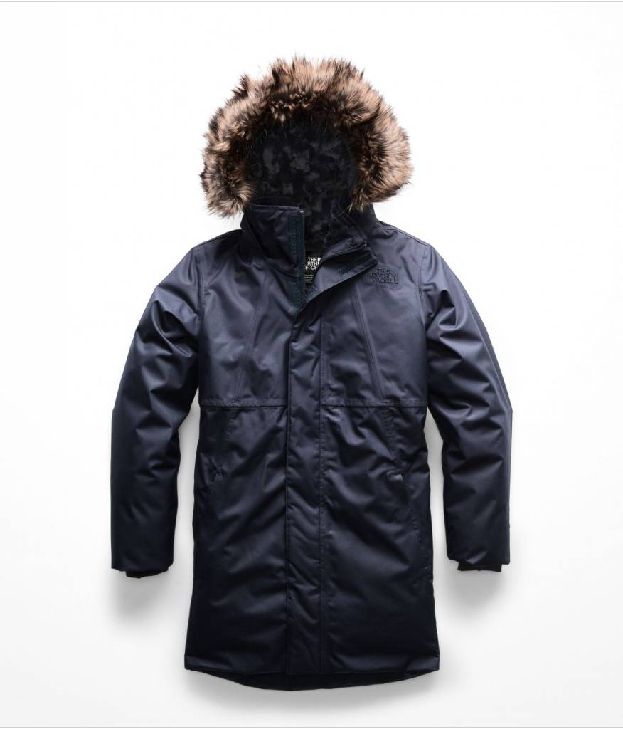 The North Face 2018 19 North Face Girls  Arctic Swirl Down Jacket  7198080fa