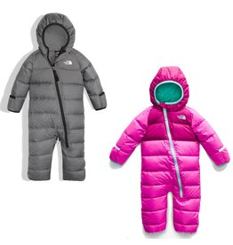 The North Face 2018/19 North Face Infant Lil' Snuggler Down Suit | 12-24 months