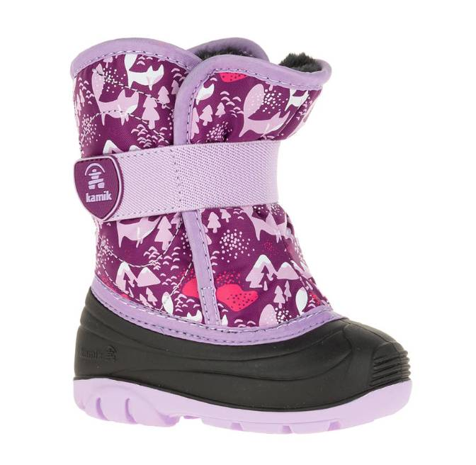 Kamik Kamik Snowbug4 Toddler Winter Boots | Sizes 5-10
