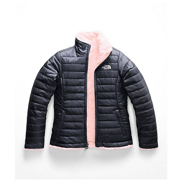 The North Face 2018/19 North Face Girls Mossbud Swirl Jacket | 5-18 yrs