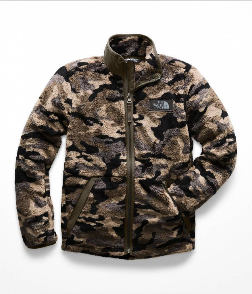 The North Face 2018/19 North Face Boys' Campshire Full Zip Fleece | 5-20 yrs