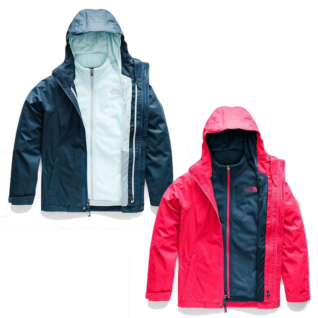 The North Face 2018/19 North Face Girls' Mt View Triclimate Jacket |5-18 yrs