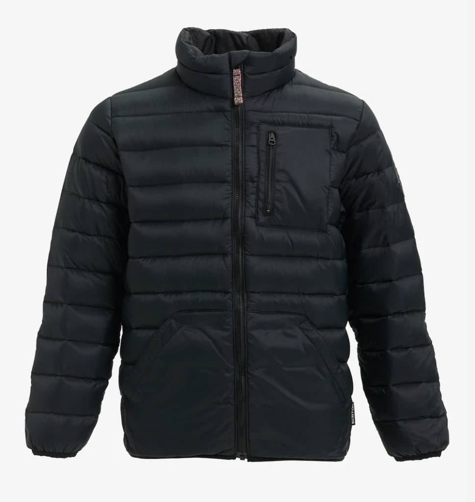 Burton 2018/19 Burton Boys' Evergreen Down Jacket | 5-18 yrs