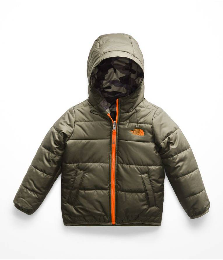 The North Face 2018/19 North Face Toddler Boys' Perrito Reversible Jacket | 2-6 yrs