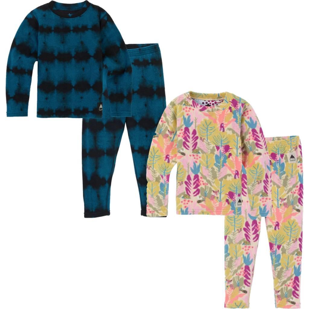 Burton 2018/19 Burton Toddler Fleece Base Layer Set | 3-6 yrs