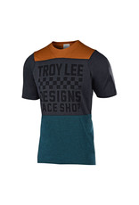 Troy Lee Youth Skyline Checker Jersey