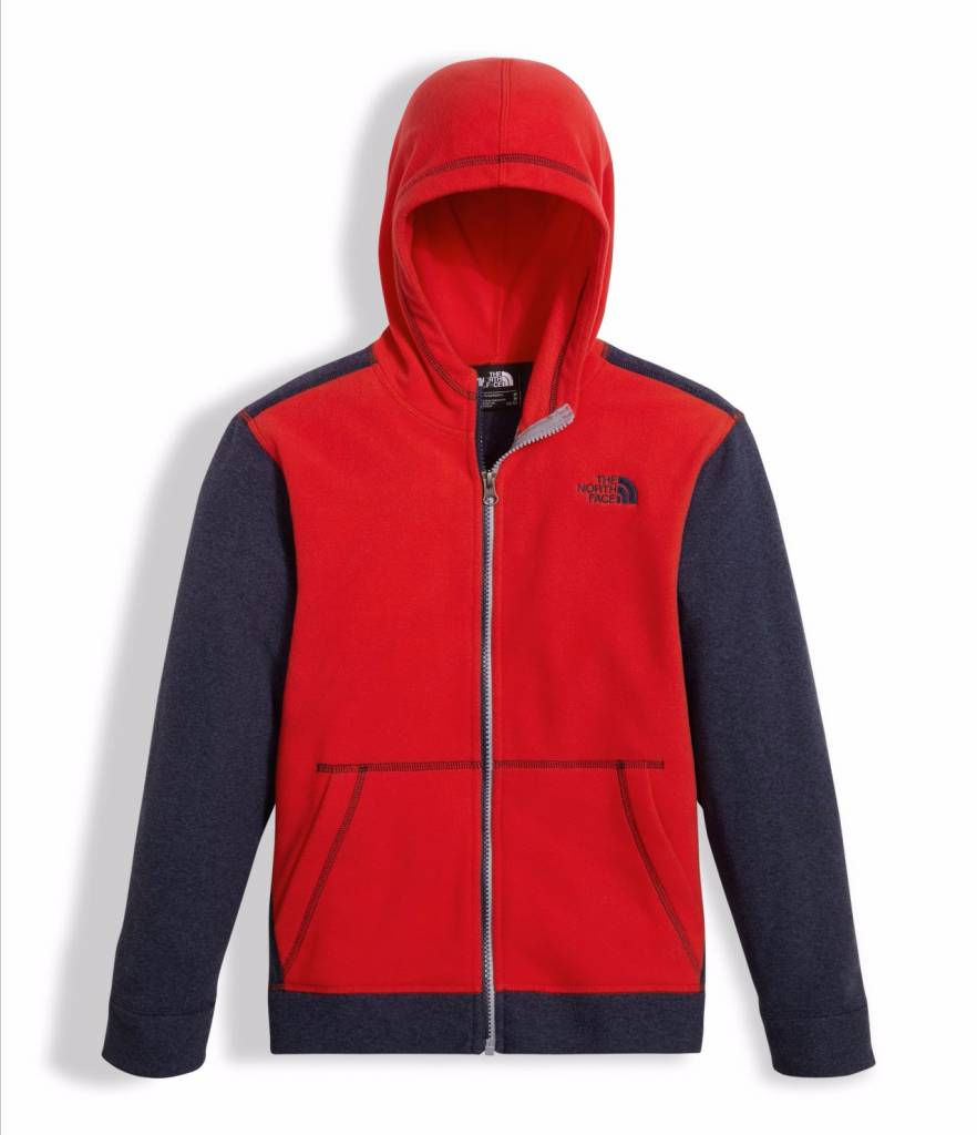 78dad4f8c The North Face North Face Boys' Glacier Full Zip Hoodie