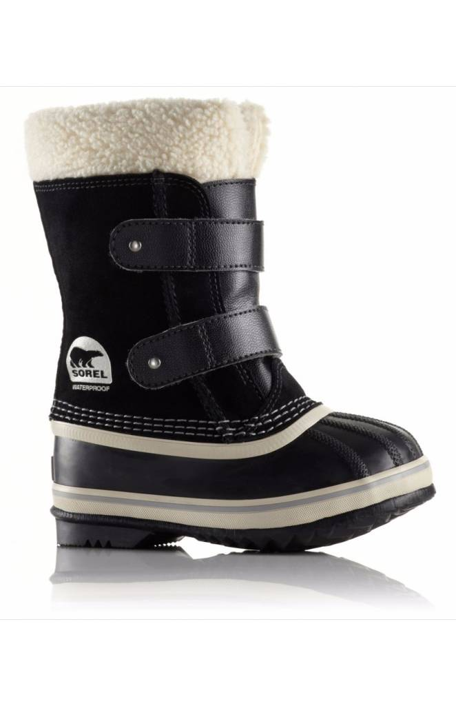 f698bf1351eda Sorel Children s 1964 PAC Strap Snow Boots - Mountain Kids Whistler ...