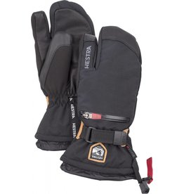 Hestra Hestra Junior All Mtn CZone 3 Finger Gloves - Black,