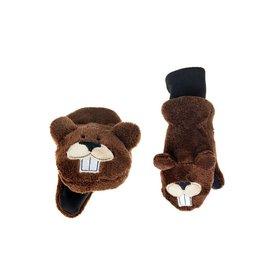 Flapjack Kids' Beaver Mittens