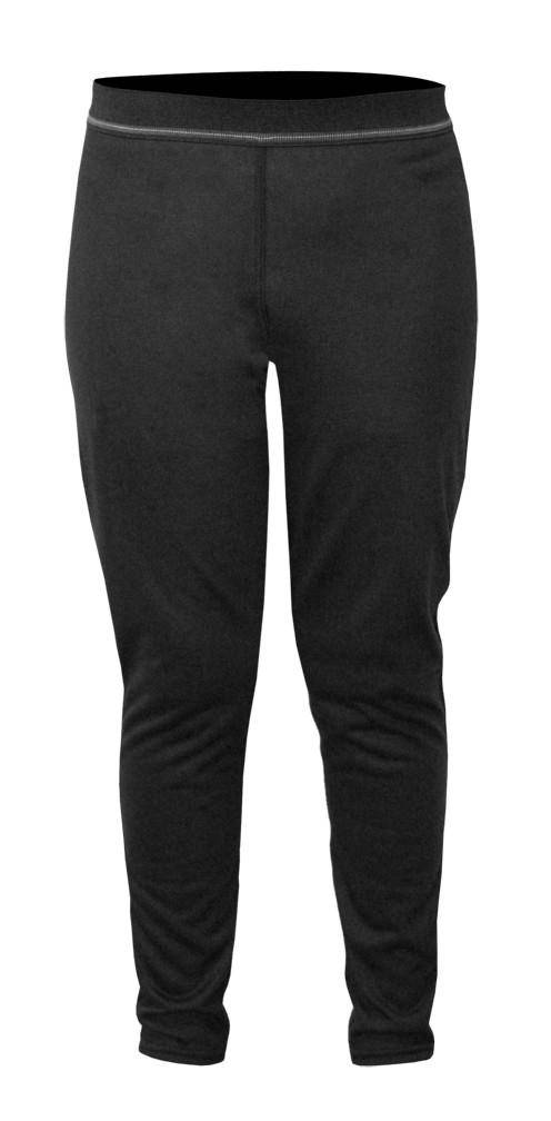 Hot Chillys Youth Skins Pants, Black