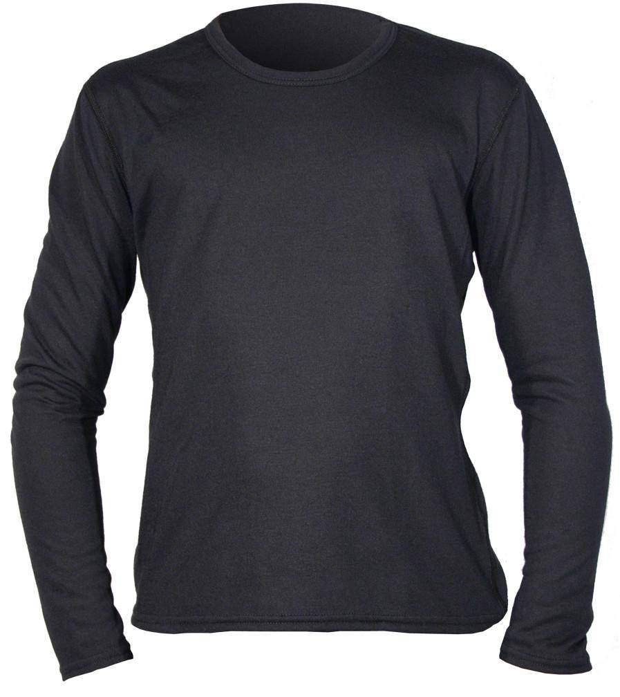 Hot Chillys Youth Skins Top, Black
