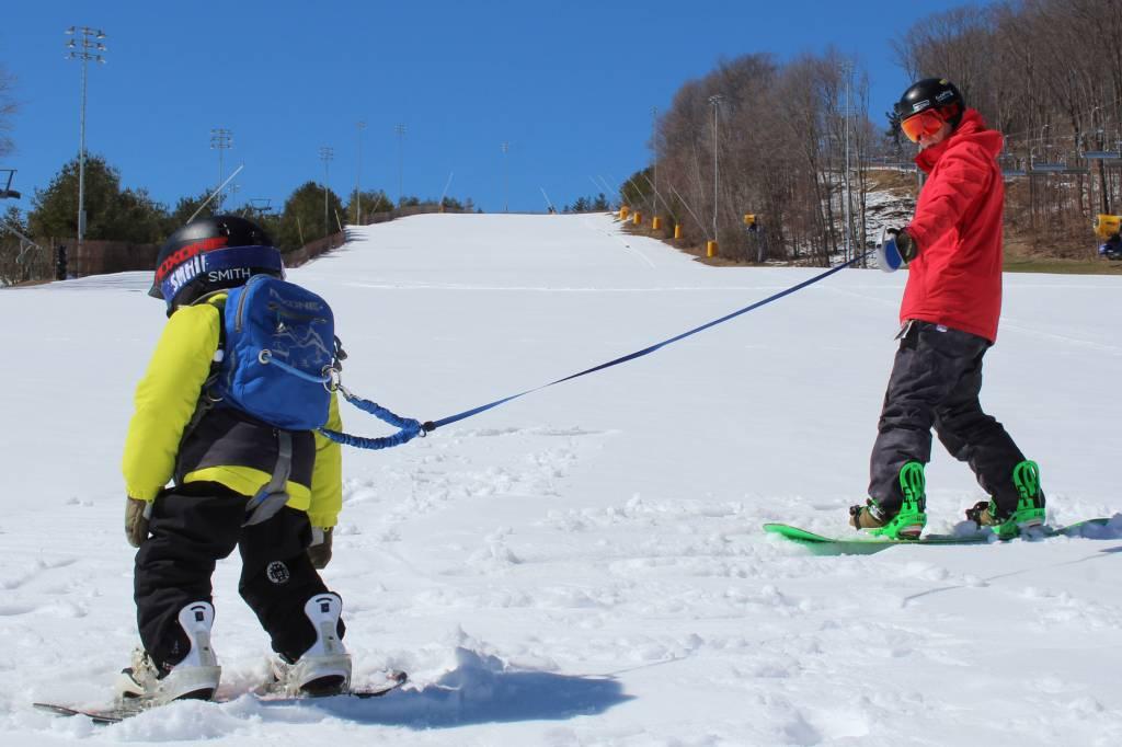 MDX One Kids Ski Harness