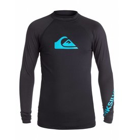Quiksilver Quiksilver Boys All Time Long Sleeve Rashguard