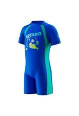 Speedo Toddler S/S Sun Suit