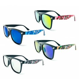 Kids' Abstract Monster Mirrored Sunglasses