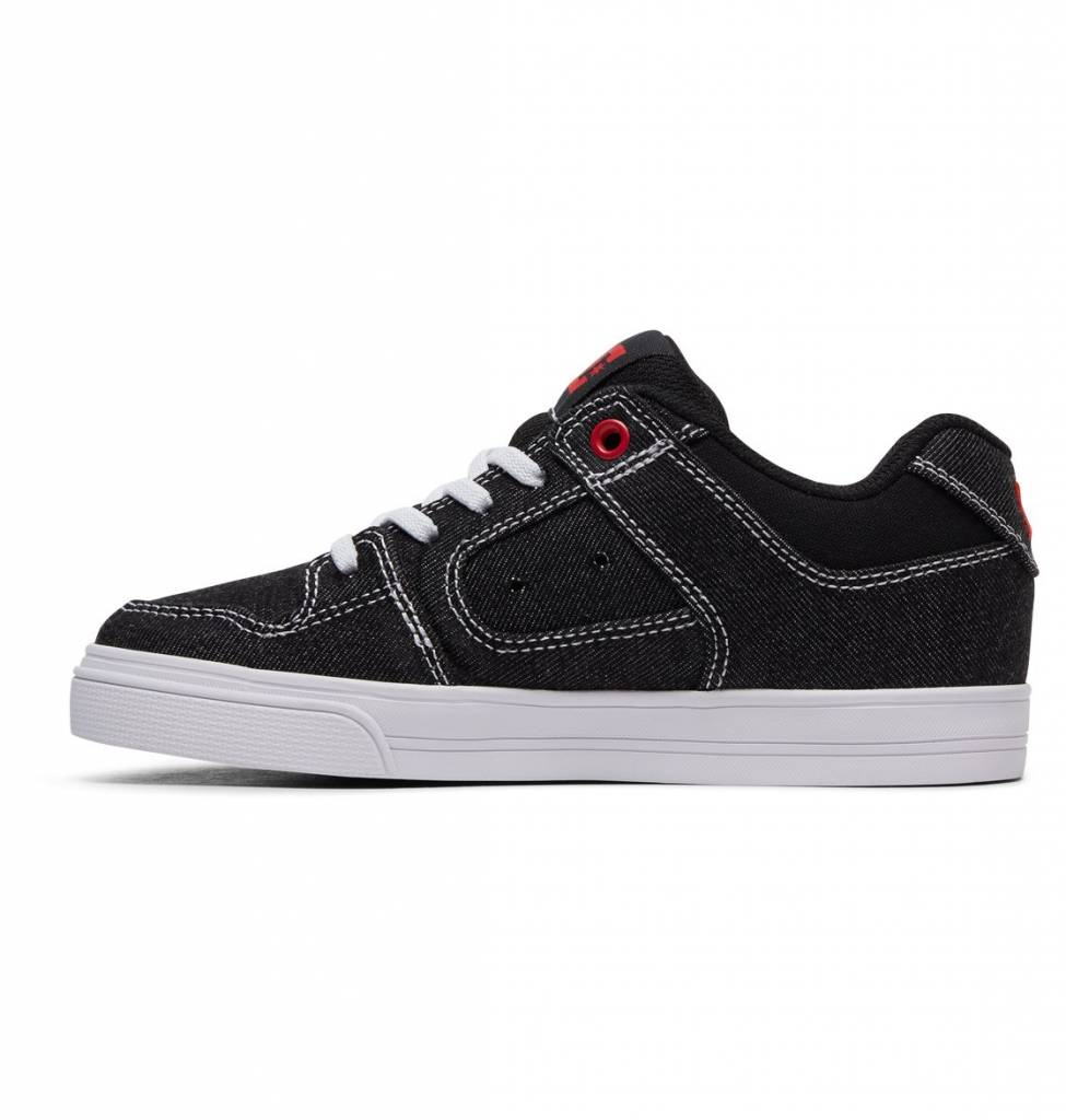 DC Shoes DC Boys Pure Elastic TX Shoes