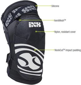 IXS Youth Hack Evo Knee Pads