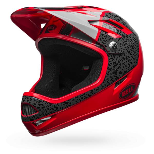 Bell Sanction Kids Full Face Helmet