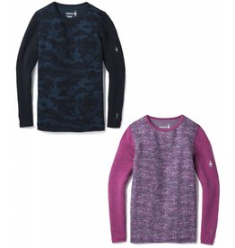 Smart Wool 2018/19 Smartwool Kids Merino 250 Base Layer Crew Top | 2-14 yrs