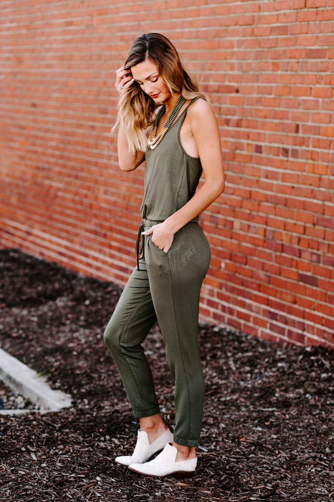 Z Supply The Tank Jumpsuit