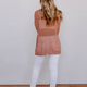 Semi Sheer Sweater with Pockets