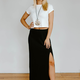 Z Supply The Side Slit Maxi Skirt