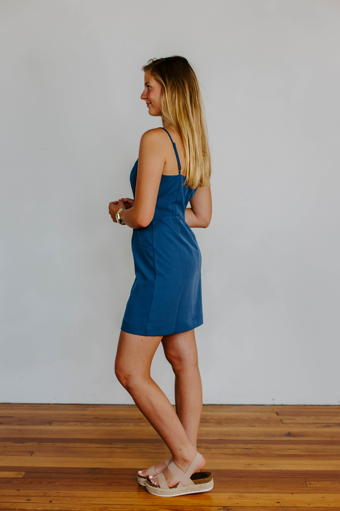 Lourdes Sleeveless Dress