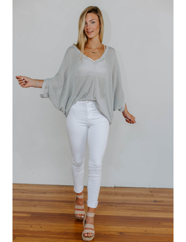 Z Supply Auvergne V-Neck Knit Top