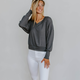 Z Supply Crosby Thermal Top