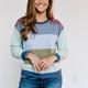 Z Supply The Bold Stripe Long Sleeve Sweater