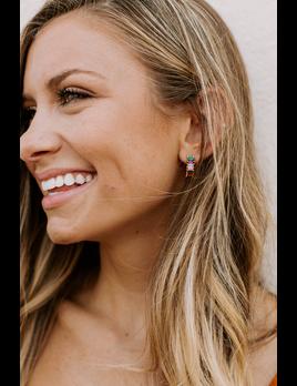 ALV Jewels Kristen Mini Hoops