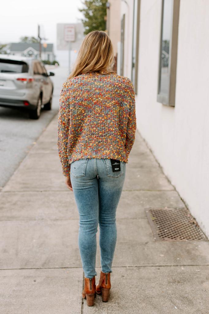 Knit Multi Sweater