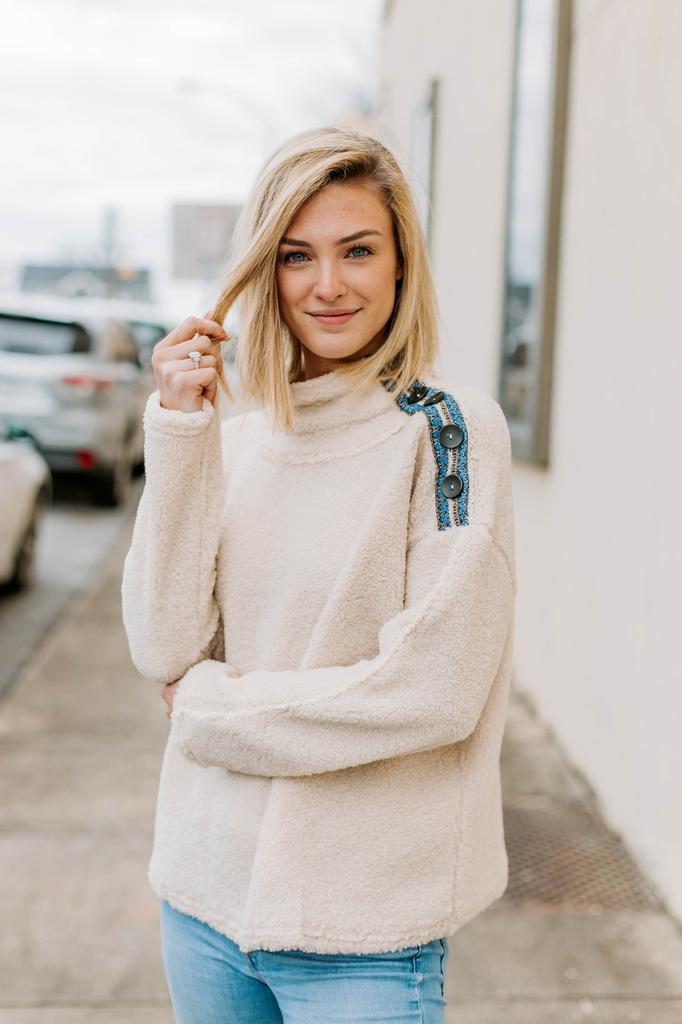 THML Plush Sweater