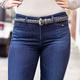 Braided Style Buckle Belt