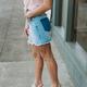 Venice Denim Skirt