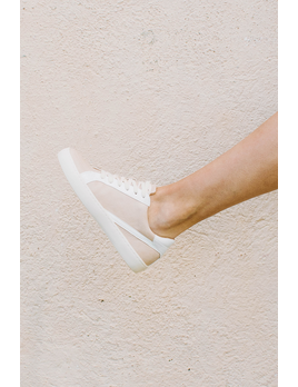 Nayara Casual Lace Up Sneakers