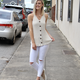 Button Front Knit Tank